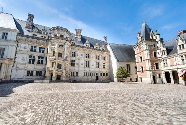Blois : un château chargé d'Histoire