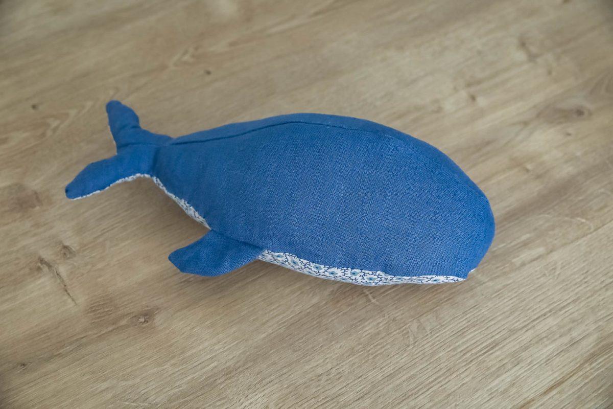 La baleine de Chouette Kit (Patron gratuit à télécharger)